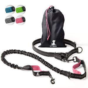 Sparklypets Hands Free Dog Leash For Medium And Large Dogs