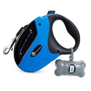 Taotronics Retractable Dog Leash, 16 Ft Dog Walking Leash For Medium Large Dogs Up To 110lbs