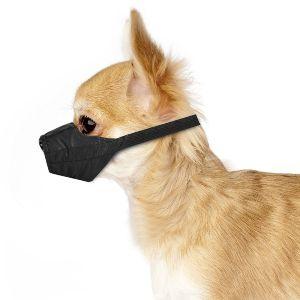 Weebo Pets Breathable Nylon Cloth Safety Muzzle