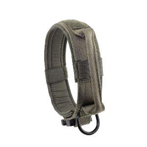 Yunlep Adjustable Tactical Dog Collar Military Nylon Heavy Duty Metal Buckle