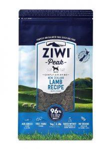 Ziwi Peak Air Dried Dog Food Recipe