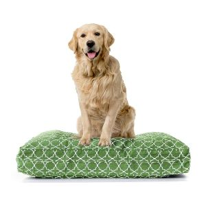 Eluxurysupply Pet Bed Deluxe Cluster Fiber Filling Pet Beds For Dog And Cats
