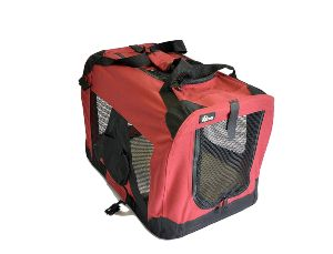 Toppets Portable Soft Pet Carrier Or Crate Or Kennel For Dog, Cat, Or Other Small Pets