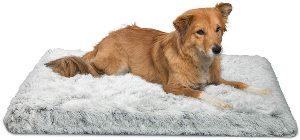 Best Friends By Sheri Calming Shag Vegan Fur Donut Cuddler