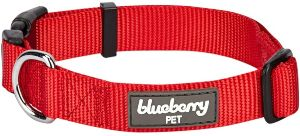 Blueberry Pet Essentials 22 Colors Classic Solid Color Collection Regular Collars, Martingale Collars, Personalized Collars Or Seatbelts