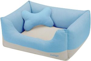 Blueberry Pet Heavy Duty Pet Bed Or Bed Cover, Removable & Washable Cover W Ykk Zippers, Shop A Who