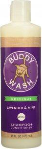 Cloud Star Buddy Wash Lavender & Mint 2 In 1 Dog Shampoo + Conditioner 16 Oz