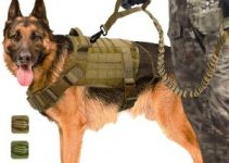 Dog Harness For German Shepherds