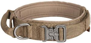 Excellent Elite Spanker Tactical Dog Collar Nylon Adjustable K9 Collar Military Dog Collar Heavy