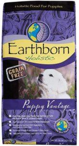 Earthborn Holistic Puppy Vantage Grain Free Dry Dog Food