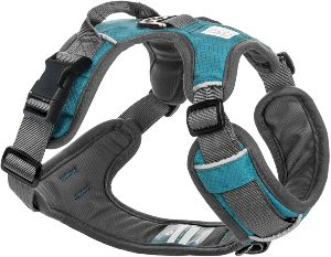 Embark Adventure Dog Harness, Easy On And Off With Front And Back Leash Attachments & Control Handle