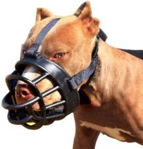 Icc Dog Muzzle,soft Silicone Plastic Adjustable Basket For Dog,prevent Biting, Chewing And Barking (1)