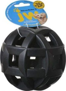 Jw Pet Company Hol Ee Roller X Extreme 5 Dog Toy, 5 Inches (colors Vary) 43140