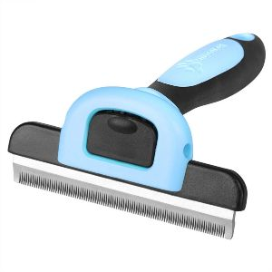 Miu Color Pet Deshedding Brush, Professional Grooming Tool, Effec