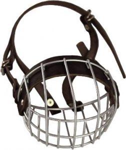 Metal Wire Basket Dog Muzzle Boxer, Bulldog Female. Circumference 13 , Length 3 (1)