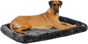 Midwest Bolster Pet Bed Dog Beds Ideal For Metal Dog