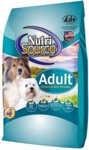 Nutrisource Adult Chicken & Rice Dog Food