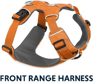 Ruffwear Front Range Dog Harness, Reflective And Padded Harness For Training And Everyday