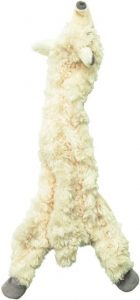 Spot Skinneeez Stuffless Dog Toy With Squeaker For All Dogs Tug Of War Toy For Small And Large Breeds By Ethical Pet