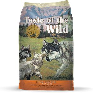 Taste Of The Wild Grain Free Premium High Protein