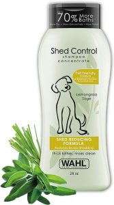 Wahl Shed Control Pet Shampoo For Animal Shedding & Dander