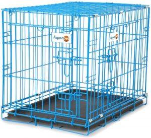 Aspen Pet Puppy 2 Door Training Retreat Crate