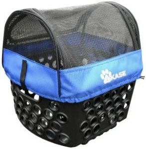 Bikase Dairyman Rear Basket Pet Kit
