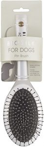 Biosilk For Dogs Brushes Dog Brushes And Combs Removes Mats, Tangles & Loose Hair With Minimal Ef