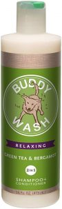 Buddy Wash Dog Shampoo & Conditioner For Dogs With Botanical Extracts And Aloe Vera