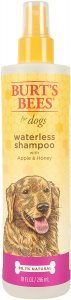 Burt's Bees Waterless Dog Shampoo