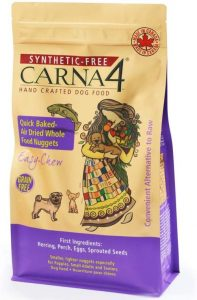 Carna4 Easy Chew Fish Formula Sprouted Seeds Dog Food