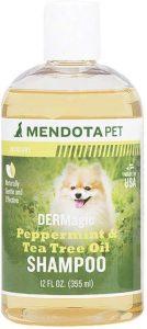 Dermagic Peppermint & Tea Tree Oil Shampoo Conditioner