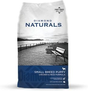 Diamond Naturals Small Breed Puppy Dog Food