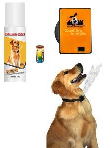 Downtown Pet Supply No Bark Citronella Spray Collar