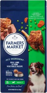 Farmers Market Pet Food Premium Natural Dry Dog Food