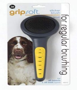 Jw Pet Company Gripsoft Slicker Brush Dog Brush, Small