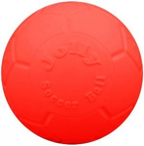 Jolly Pets Soccer Ball Floating Bouncing Dog Toy