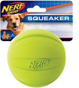 Nerf Dog Squeak Ball, Large