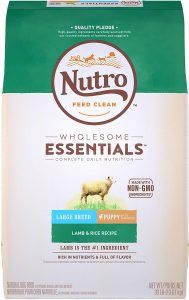 Nutro Wholesome Essentials Puppy Food
