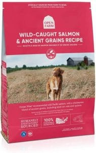 Open Farm Wild Caught Salmon And Ancient Grains Recipe Dry Dog Food