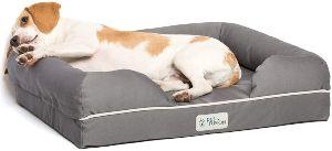 Petfusion Ultimate Dog Bed, Certipur Us Orthopedic Memory Foam, Size Color Options, Medium Firmness
