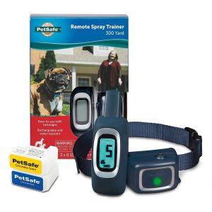 Petsafe Remote Spray Trainer, Training Collar & Remote
