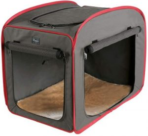 Petsfit Portable Pop Up Pet Cage,dog Kennel,cat Play Cube