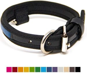 Premium Leather Dog Collar By Logical Leather
