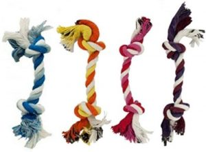 Puppy Rope Toys For Small Dogs Ideal For Entertainment And High Active Puppies Puppy Teething To
