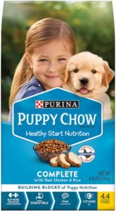 Purina Puppy Chow Complete With Real Chicken Dry Puppy Food (2)