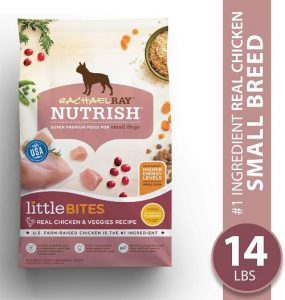 Rachael Ray Nutrish Little Bites Small Breed Natural Dry Dog Food