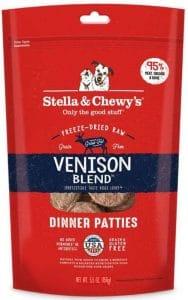 Stella & Chewy's Freeze Dried Raw Dinner Patties