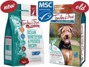 Tender & True Ocean Whitefish & Potato Recipe Dog Food