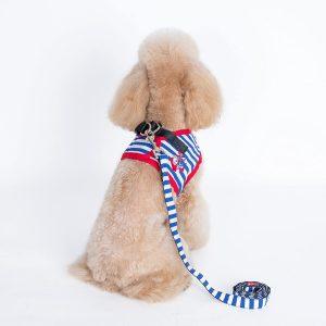 Alfie Pet Vince Sailor Harness And Leash Set